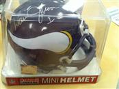 RIDDELL Sports Memorabilia MINI HELMET